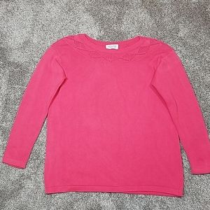 United Colors of Benetton Lambswool Crew Sweater